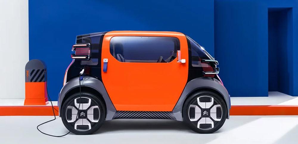 Citroen Ami One Concept Car