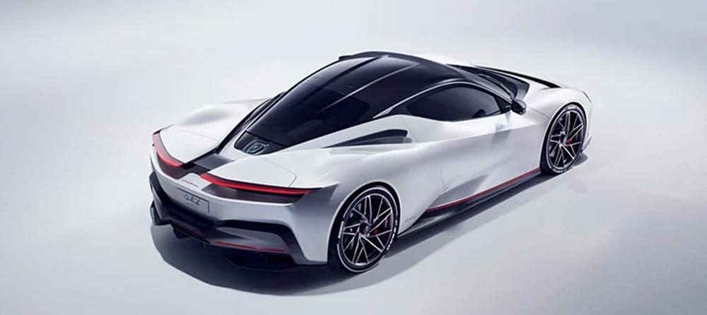 pininfarina battista Concept Car
