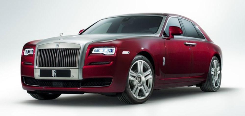 Rolls Royce Ghost car