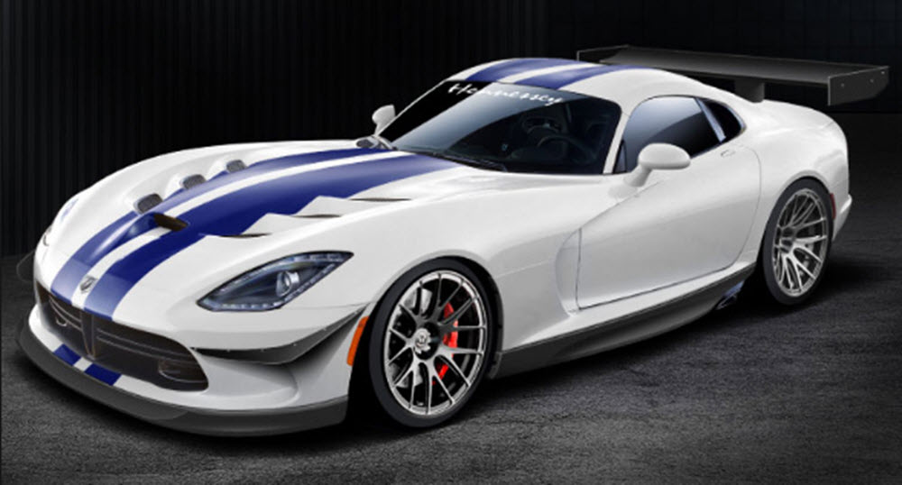 Hennessey Dodge Viper Venom car